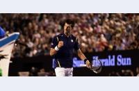 Novak Djokovic preia controlul în rivalitatea cu Federer, este din nou în finala Australian Open
