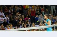 Rândul Monicăi să strălucească! Monica Niculescu readuce egalitatea în meciul cu Cehia, o învinge pe Kvitova!