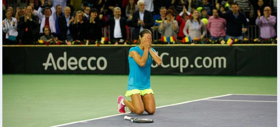 """Monica, despre meciul cu Kvitova: """"E pe primul loc între cele mai importante victorii ale mele!"""""""