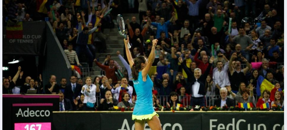 Notițe după prima zi de Fed Cup: despre publicul clujean și despre așteptări de toate felurile