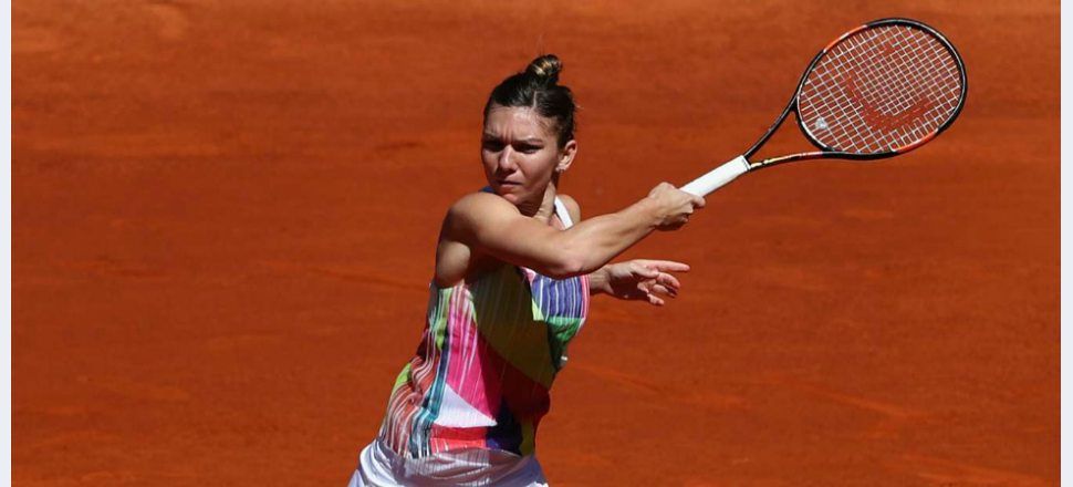 Simona Halep pierde la Roma cu Daria Gavrilova, urmează Roland Garros