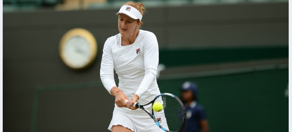 Ziua lor n-a fost grozavă: Irina cedează din primul tur al Wimbledon, Patricia pierde la prima participare la Wimbledon