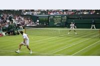 Zi de vară până-n seară: petrecerea pe iarbă a început la Wimbledon, iată pagubele după prima zi