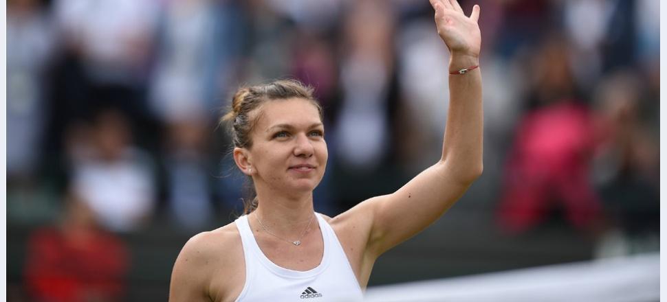 """Simona, după victoria cu Madison Keys: """"E o victorie importantă, dar nu vreau să o pun pe un loc prea înalt. Cu Kerber e o mare provocare"""""""