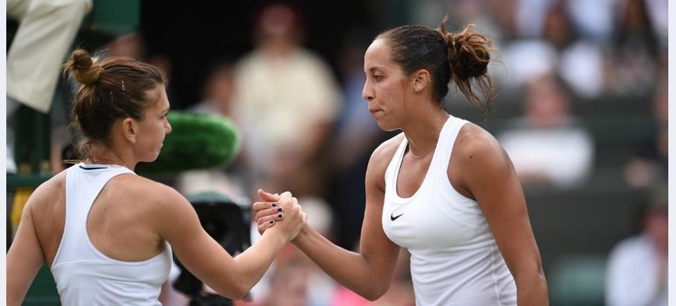 Cum s-a scris victoria Simonei Halep cu Madison Keys