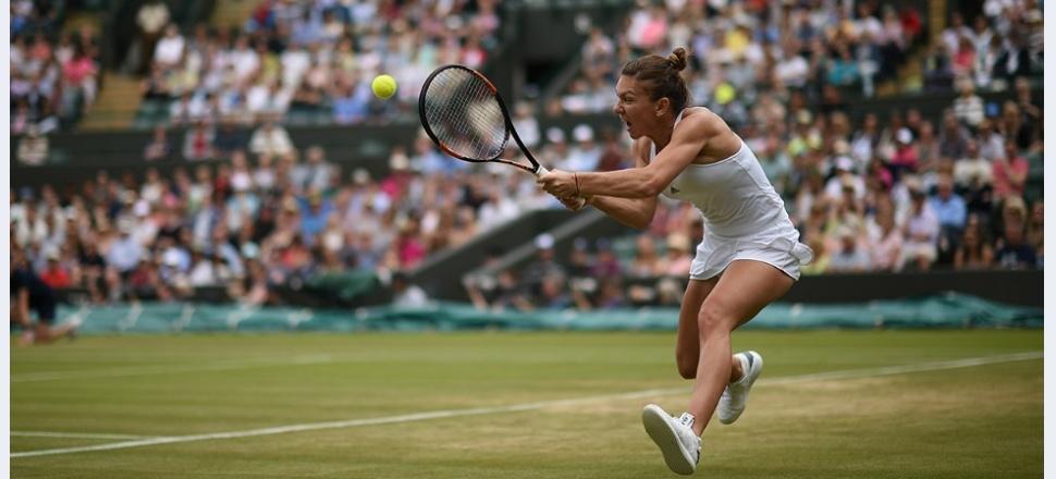 Simona Halep pierde în sferturi la Wimbledon cu Angelique Kerber