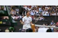 Milos Raonic se califică în prima sa finală de Grand Slam, îl învinge pe Roger Federer în cinci seturi! Îl va întâlni pe Andy Murray pentru titlul la Wimbledon