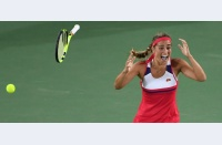 Monica Puig câștigă aurul în finala cu Angelique Kerber, scrie una dintre cele mai frumoase povești ale Jocurilor Olimpice!