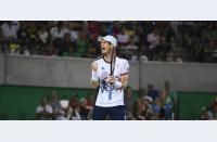 Andy Murray câștigă din nou aurul olimpic, îl învinge pe Del Potro într-o finală epuizantă!