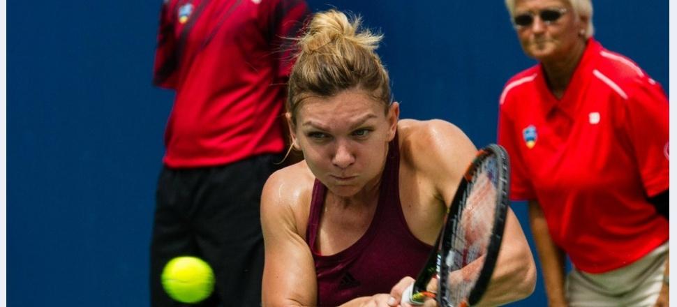 Simona se grăbește în sferturi la Cincinnati, după o nouă victorie convingătoare