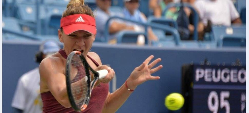 Simona Halep trece peste un început lent și câștigă cu Radwanska. Se revede cu Kerber în semifinale