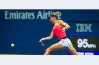 Simona Halep începe puternic turneul, trece convingător de Kirsten Flipkens. Patricia Țig, eliminată