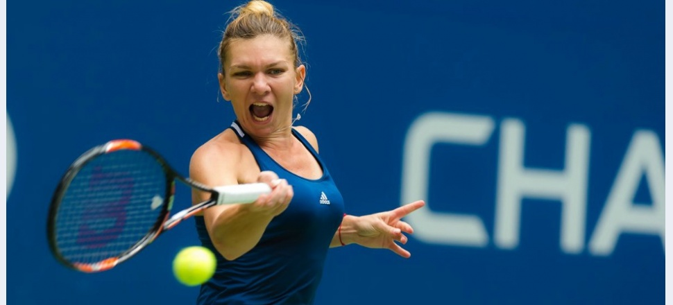 Simona câștigă cu o foarte bună Carla Suarez Navarro, ajunge la întâlnirea cu Serena