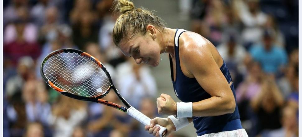 Simona pierde în trei seturi sfertul cu Serena după o luptă intensă. Iar Slamurile din 2017 n-ar putea veni mai repede