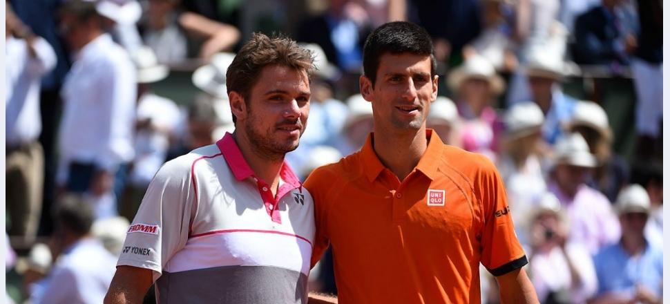 Spre o nouă finală de neuitat? Djokovic încearcă Slamul 13, Wawrinka pândește, gata să scoată iar tenisul său imposibil