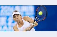 Simona Halep își face cadou o victorie clară cu Shvedova, trece în sferturile de finală la Wuhan
