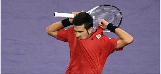 Novak Djokovic, încotro? Învins într-o apariție ciudată, liderul mondial dă tot mai multe semne de epuizare