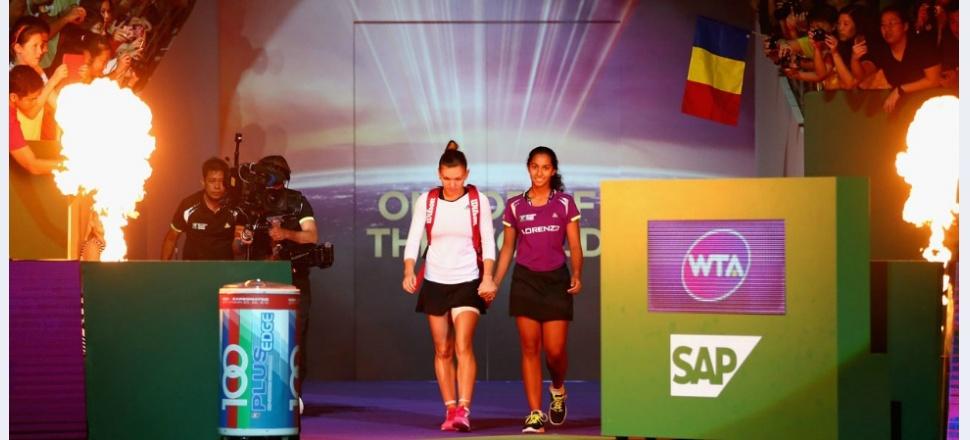 Tragere la sorți Singapore WTA Finals 2016: Simona Halep este în grupa favoritei principale, Angelique Kerber