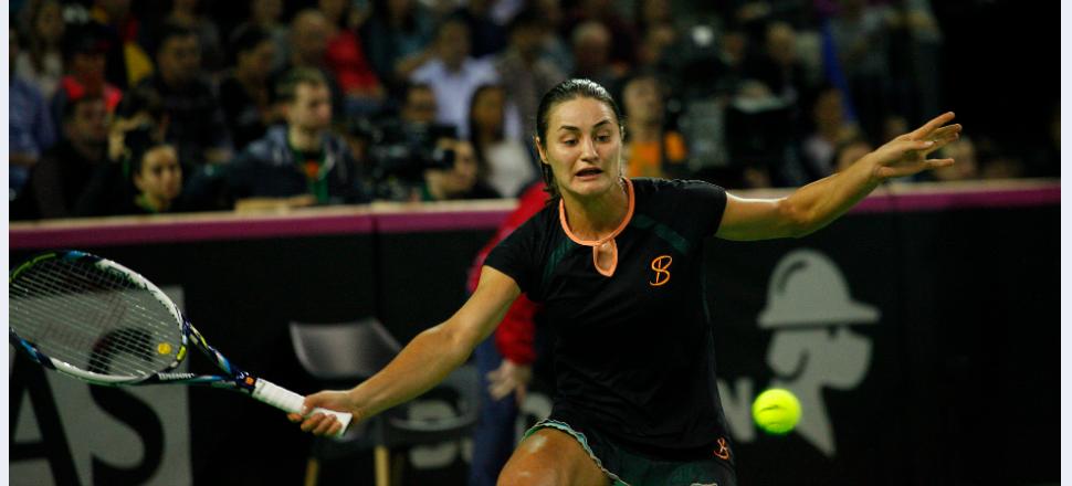 Monica Niculescu on fire! Monica face o finală incredibilă cu Kvitova, câștigă al treilea titlu al carierei!
