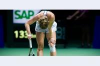 Simona Halep a dat tot ce-a avut azi. Pierde cu Cibulkova, se oprește în grupe la Turneul Campioanelor în același fel ca anul trecut