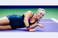 WTA Finals: Kerber și Cibulkova se întâlnesc din nou, în finală. Revanșă sau reconfirmare a rezultatului din grupă?