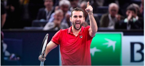 Marin Cilic răzbună înfrângerile cu Nole în cel mai nepotrivit moment pentru Djokovic, îl ajută pe Murray. Schimbarea de lider e la un pas