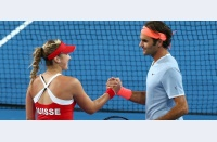 Zi glorioasă pentru tenisul-zâmbet: Bongo-Fed e salvat de Belinda, Serena pierde cu Brengle, Brengle crede că a surprins-o jucând incredibil de prost
