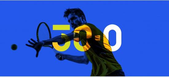 Ne ducem pasiunea înainte. Purtăm tenisul mai departe. Trecem la noua imagine. La mulți ani, Treizecizero!