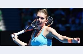 Start teribil: Simona Halep pierde în primul tur la Australian Open pentru al doilea an la rând, acum eliminată de Shelby Rogers