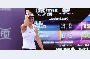 Irina Begu aduce prima victorie românească la AO17, întoarce frumos cu Shvedova și trece în runda a doua