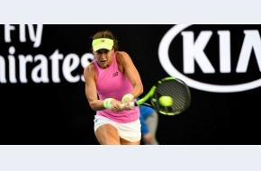 Sorana Cîrstea se oprește în optimile de finală la Australian Open, pierde cu Muguruza