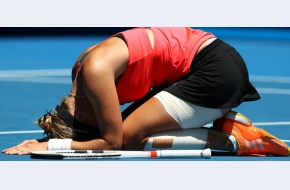 """Calificată în semifinale de Slam după 18 ani, Mirjana Lucic-Baroni e împlinită: """"Viața mea e acum OK!"""". """"E doar perseverență. Ignori totul și mergi înainte"""""""