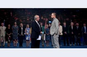 """""""Lucrurile care m-au făcut să mă îndrăgostesc de tenis la început vor fi mereu acolo"""". Sigur îți era dor de el. Andy Roddick"""