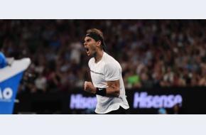 Rafa Nadal îl învinge pe Grigor Dimitrov într-o semifinală fantastică, revine în finala Australian Open! Finală Federer - Nadal pentru istorie!