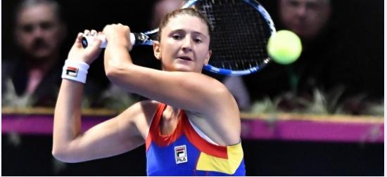 Irina cedează la mare luptă cu Mertens, România pierde acasă cu Belgia, va juca baraj pentru menținerea în Grupa Mondială 2