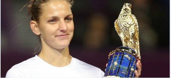 Vor fi sus și la final? Karolina Pliskova i se alătură lui Grigor Dimitrov; ei sunt primii deja cu câte două trofee în acest sezon